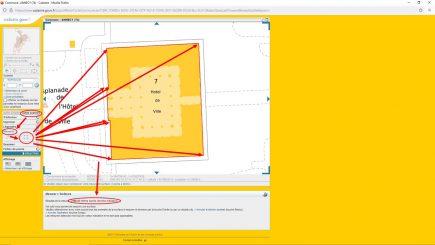 Comment calculer la surface de l'emprise au sol de votre maison ?